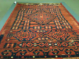 Textile Museum of Canada  Ashgabat to Istanbul  Oriental Rugs from  Canadian Collections