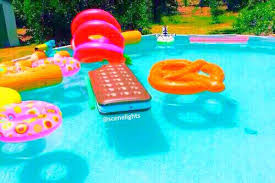 pool water background tumblr. Cool For The Summer On We Heart It Pool Water Background Tumblr