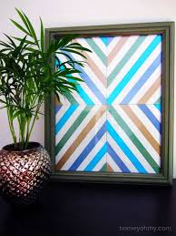 diy wall art on poster board wall art with diy wall art with ribbon homey oh my
