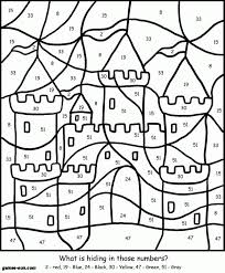 To print out your numbers coloring page, just click on the image you want to view and print the larger picture on the next page. Color By Number Online Free Coloring Home