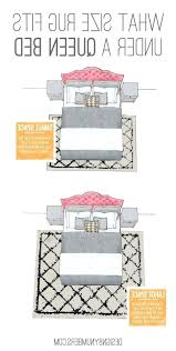 rug size for queen bed area rug sizes for bedroom rooms size guide queen bed rug