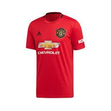 2019-2020 Manchester Camiseta United Red Fc Equipación Primera Real