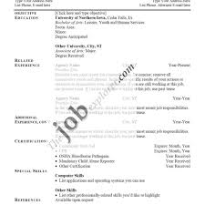 Best Resume Format Download For Experienced In Word Document Good