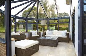Kitchen Conservatory Conservatory Extensions Add Value To Homes Apropos Conservatories