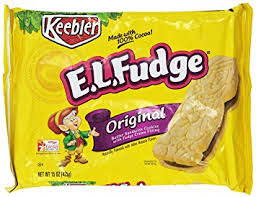keebler cookies el fudge.  Fudge Keebler Cookies  El Fudge Creme Original 15 Oz Throughout Amazoncom