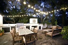 outdoor terrace lighting. Backyard Outdoor Terrace Lighting A