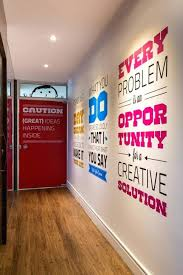 cool office wall art. cool office wall art ideas decorations corredores 70 dicas e inspiraaaues para dar