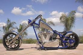 bill goldberg 2005 west coast chopper dominator custom 131 h l