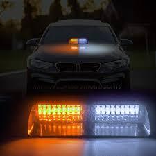 Personal Emergency Strobe Lights Amazon Com Amber White 16 Led High Intensity Led Law