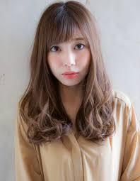 好感度キャラメルブラウンtk85 ヘアカタログ髪型ヘア