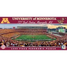 Upc 705988916144 Masterpieces Collegiate Minnesota Golden
