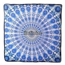 Mandala <b>Dog Bed Cushion</b> Cover Bay Play Bed Cover Meditation ...