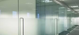 komfort glass doors office refurbishment office partitions