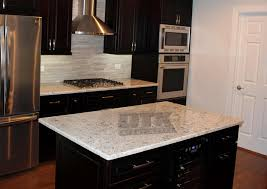 ice white granite home decorating inspiration