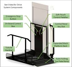 vertical platform lift wiring diagram vertical vpl phoenix az authorized wheelchair elevator vertical platform on vertical platform lift wiring diagram