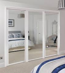 image mirror sliding closet doors inspired. Sliding Closet Wardrobe Door Mirrors Bedroom Built Panels Designs Hidden Tall Shelving Cabinet Large Painted Wood Image Mirror Doors Inspired T
