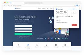 Track Hours Worked App Chrome Time Tracker Extension And App Hubstaff