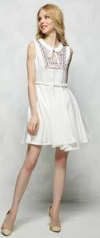 25+ süße White dresses for teens Ideen auf Pinterest | Lange ...