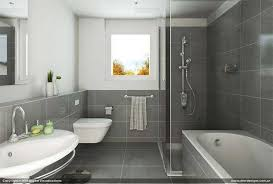 Bathroom Design Ideas, Small Room Simple Bathroom Designs Nice Ideas  Decorating Grey Color Bathtub Block