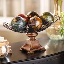Decorative Balls For Bowls Diy Mesmerizing Easy Diy Orb Bowl Table Decoration My Kirklands Blog Decorative Orbs