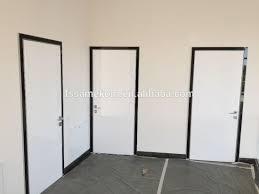 white high gloss internal bedroom slab