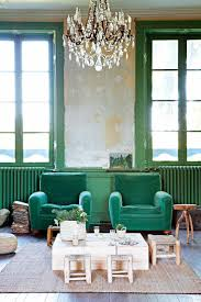 Stuffed Chairs Living Room 25 Best Ideas About Green Chairs On Pinterest Mismatched Chairs