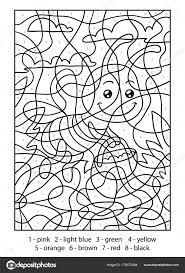Kleurplaat Keersommen Groep 6 Werkbladen Kleurplatenlcom