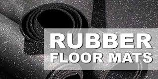Decorate Your Garage with Rubber Floor Mats