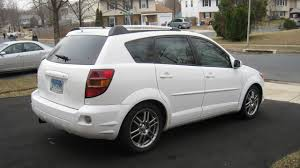 My 2005 White Vibe - Page 2 - GenVibe - Community for Pontiac Vibe ...