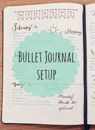 bullet journal dailies read my post about how i set up my first bullet