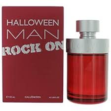 J. Del Pozo Halloween Man Rock On Eau de Toilette ... - Amazon.com