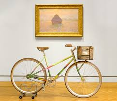 handsome cycles crafts art bikes to match minneapolis institute of arts masterpieces