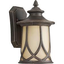 progress lighting resort collection 1 light 8 5 inch aged copper outdoor wall lantern