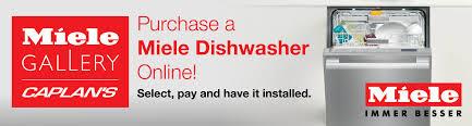Dishwasher Brands Caplans Appliances Toronto Ontario Canada