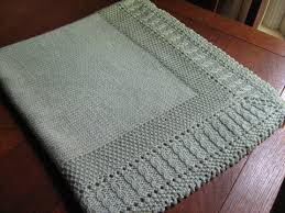 Free Knitting Patterns For Throws And Blankets
