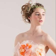 ショートヘアの花嫁さんも素敵ウエディングにオススメのヘアスタイル