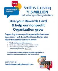 register your smith s card