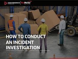 How To Conduct An Incident Investigation Convergence Training
