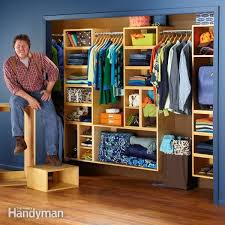 organization the closet organize any closet with these easy to build boxes