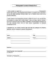 Print Release Forms Beauteous Disclaimer Agreement Template Form Release Templates Exercise Strand