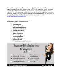 Essay Assignment Help Usa Essay Writing Help Services Usa