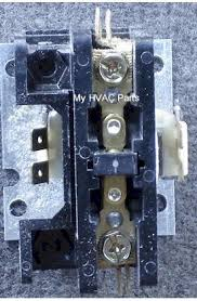 contactors for air conditioners and heat pumps true single pole contactor