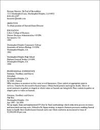 Text Resume Format Extraordinary Gallery Of Free Resume Templates Resume Text Format Advanced