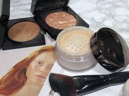 review laura mercier translucent loose setting powder glow