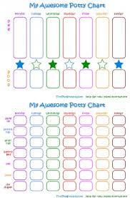 Potty Training Chart Printable Free Potty Training Chart Printables Diy Ideas Potty