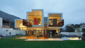 contemporary architecture. Contemporary Architecture At Its Best: Breathtaking House In Peru By Longhi Architects I