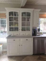 White Kitchen Hutch Cabinet Cabinet White Wash Kitchen Cabinet