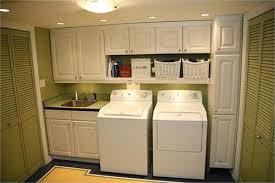 Innovative Laundry Room Cabinets Design Regarding Unique