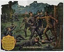 Henry Johnson (World War I soldier) - Wikipedia