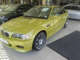 BMW Convertible bmw m3 sedan used : Used BMW M3 (E46) for sale in Gauteng # 1253597 │ Surf4Cars